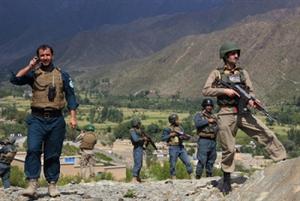 अफगानिस्तान में 24 घंटे में 78 आतंकवादी मारे गए