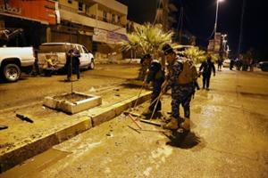 इराकी अभियान में आईएस के 4 आतंकवादी मारे गए