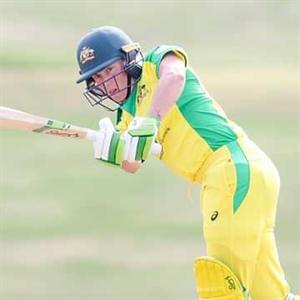 ऑस्ट्रेलिया की सलामी बल्लेबाज रेचल हेंस को नेट्स के दौरान लगी कोहनी में चोट