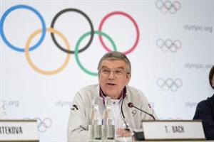 ओलंपिक में बड़ी संख्या में प्रतिभागियों को टीका लगाया जाएगा : बाक