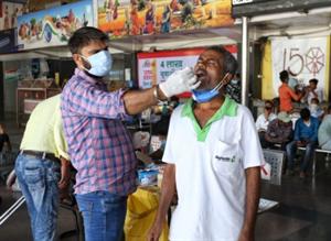 भारत में कोरोना के 39 हजार से अधिक मामले सामने आए, 535 मरीजों की मौत