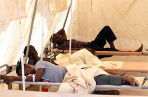 हैजा फैलने के बाद नाइजीरिया ने आपातकालीन केंद्र को सक्रिय किया